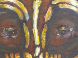 Les yeux de Tahitian  Tiki One